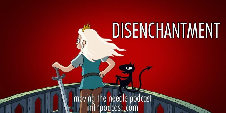 Read more about the article Episode 11 – Disenchantment