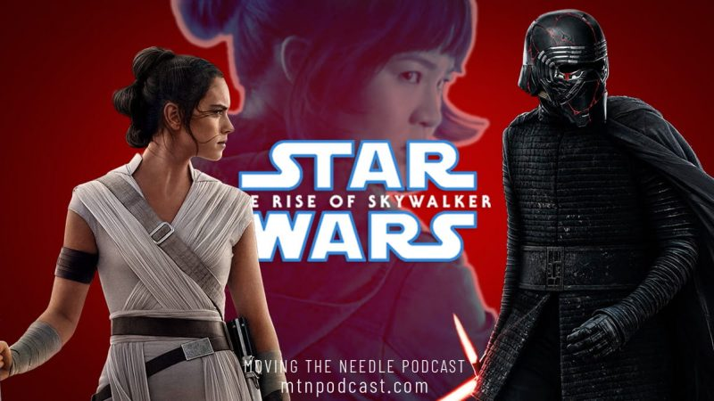 Episode 15 – Rise Of Skywalker