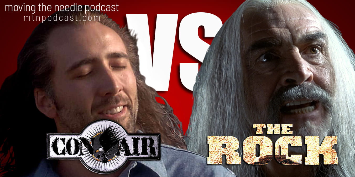 Read more about the article Episode 26 – Con Air vs. The Rock