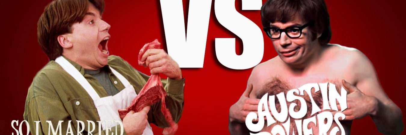 Episode 30 – Austin Powers: International Man of Mystery vs. So I Married an Axe Murderer