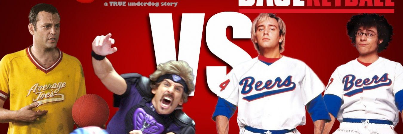 Episode 33 – Dodgeball vs. Baseketball