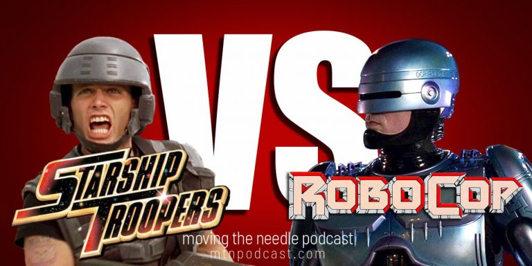 Read more about the article Episode 37 – Robocop vs. Starship Troopers