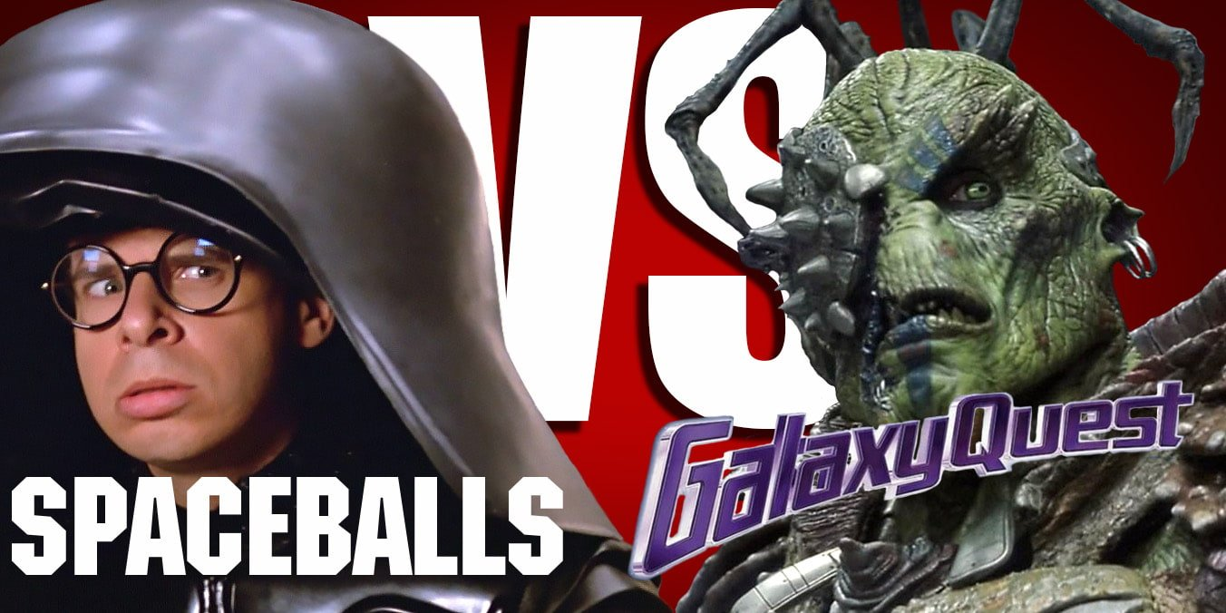 Read more about the article Episode 39 – Spaceballs vs. Galaxy Quest