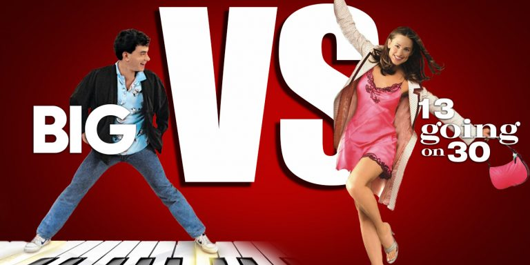 Read more about the article Episode 45 – Big vs. 13 Going on 30