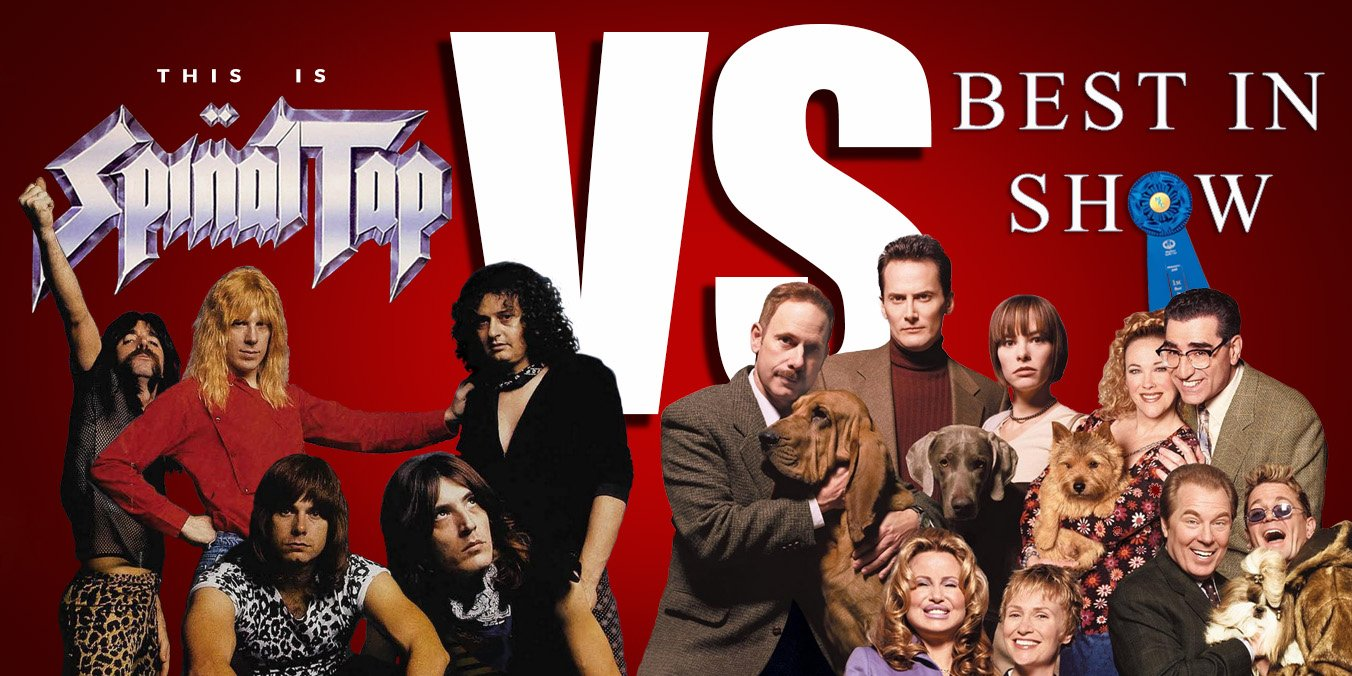 Read more about the article Episode 44 – This is Spinal Tap vs. Best in Show