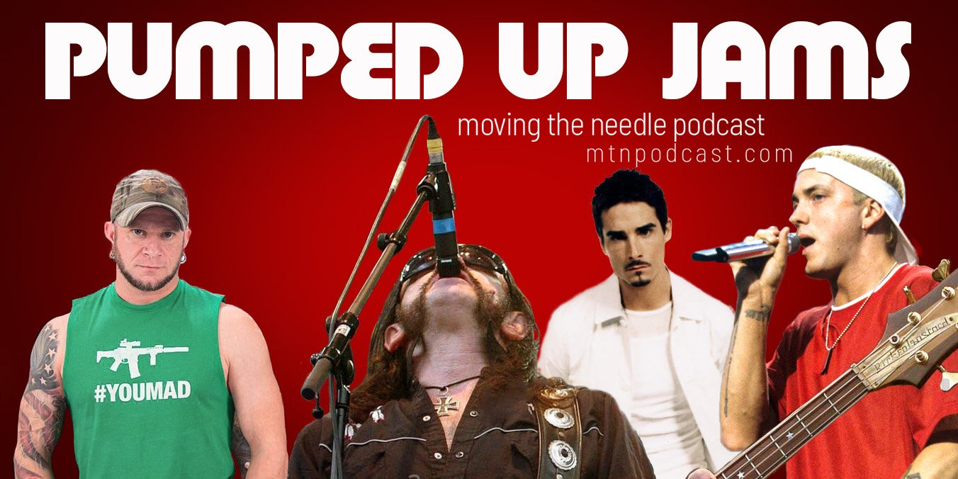 Read more about the article Episode 47 – Pumped Up Jams