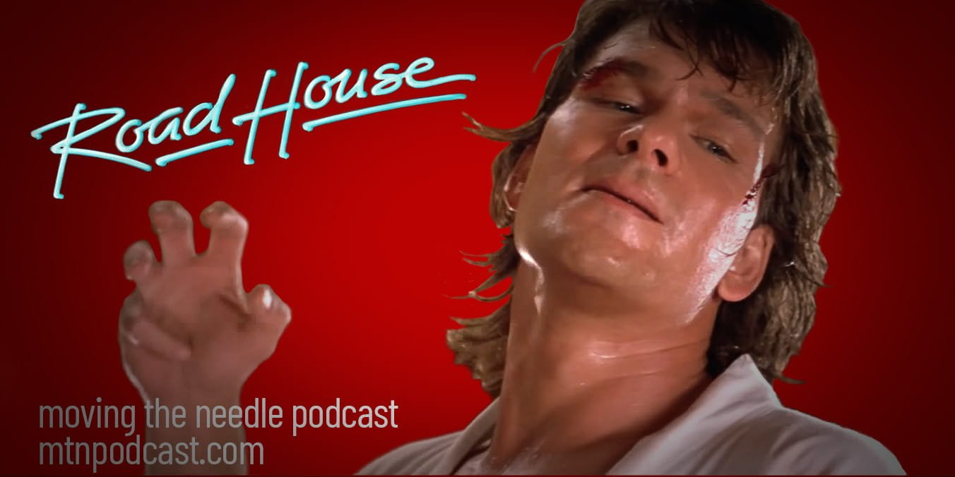 Read more about the article Episode 18 – Pet Films: Road House