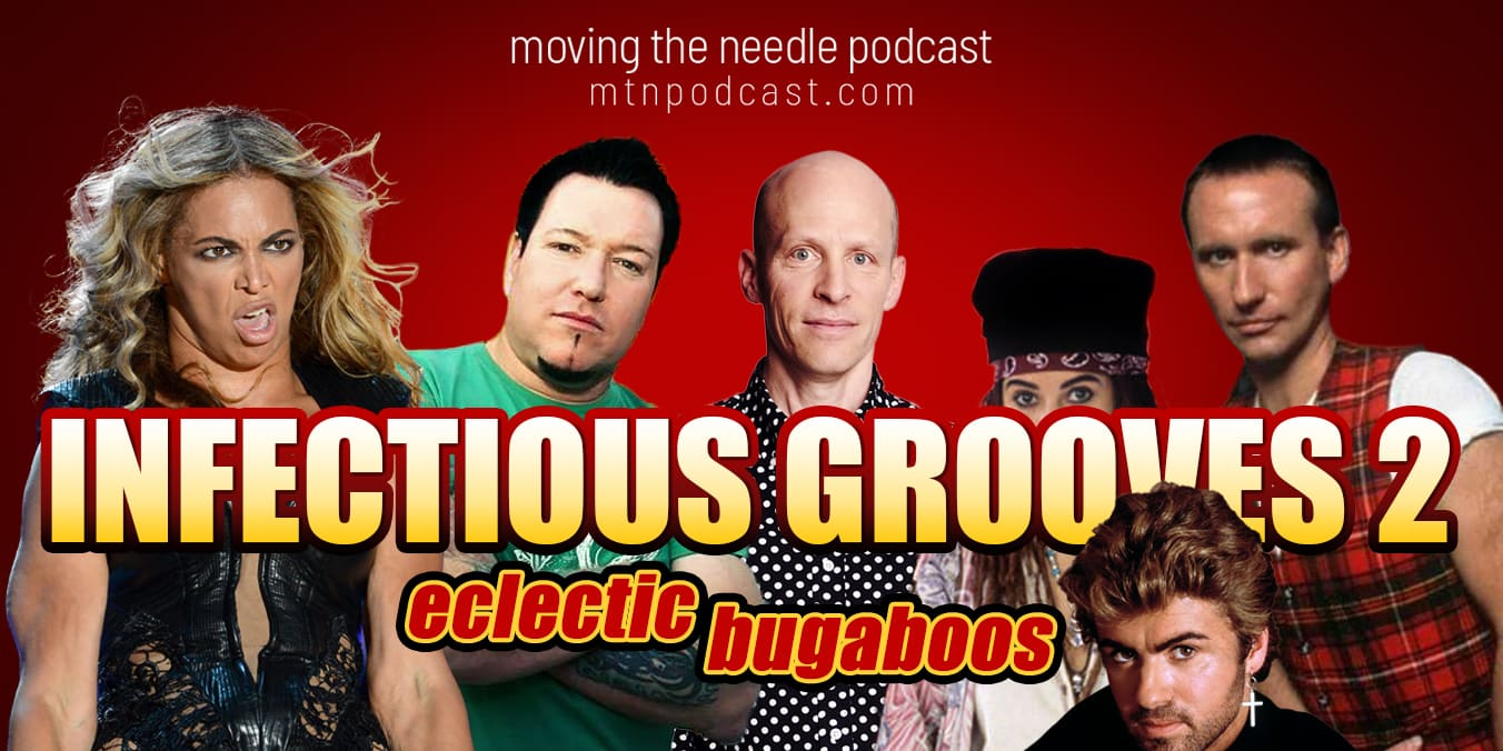 Read more about the article Episode 31 – Infectious Grooves 2: Eclectic Bugaboos