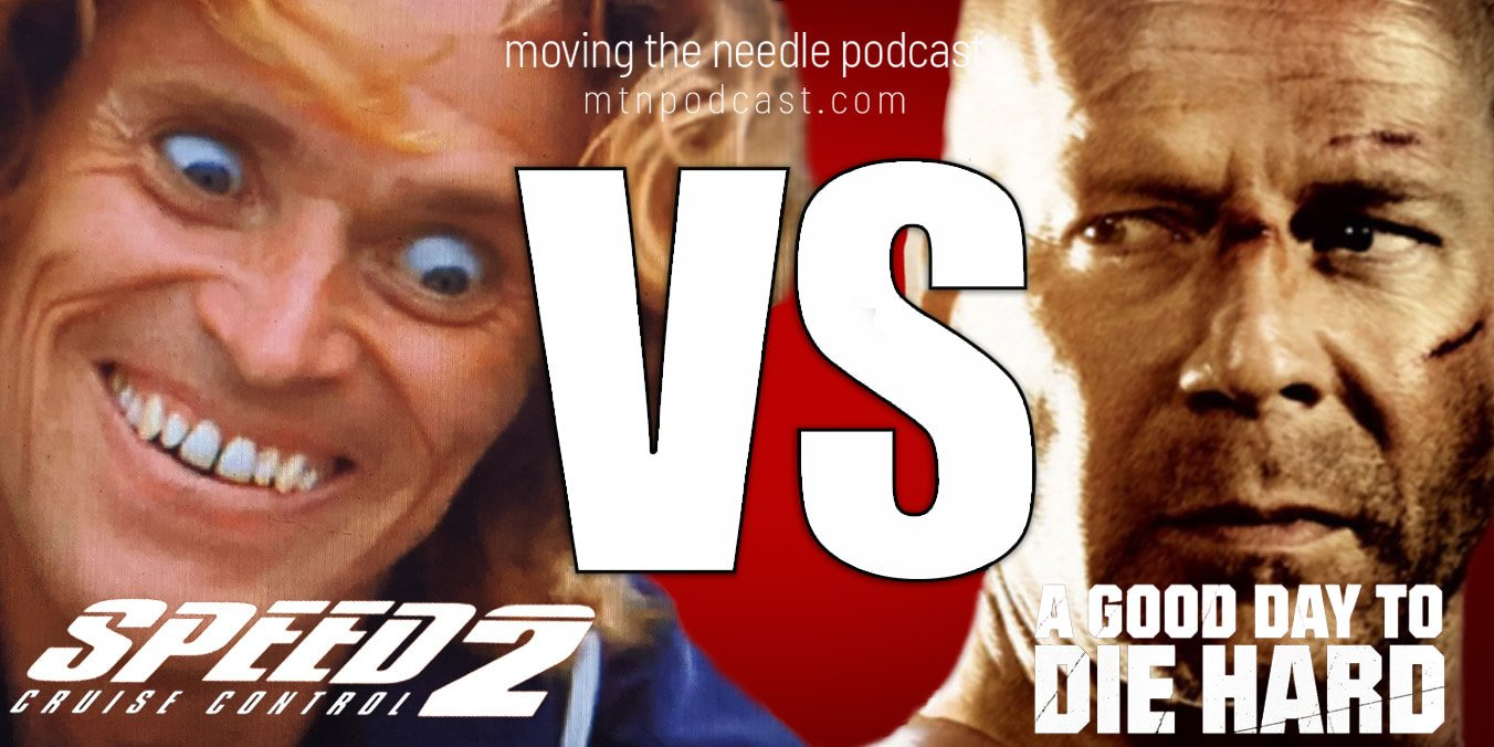 Read more about the article Episode 51 – Speed 2 vs. A Good Day to Die Hard